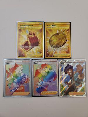 Secret rare, Rainbow Rare, Pokemon for Sale in Everett, WA