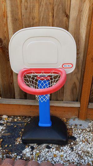 Little tikes basketball hoop for Sale in Newark, CA