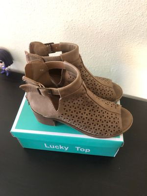 Girl heels size 1 for Sale in Carson, CA
