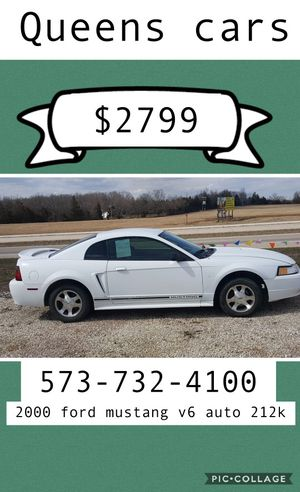 2000 ford mustang for Sale in Wichita, KS