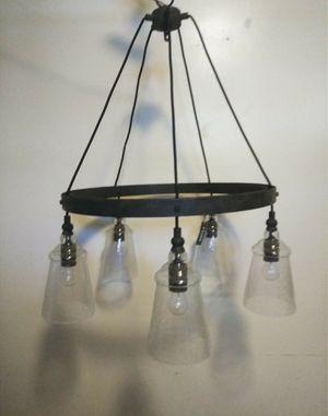 Farm style hanging light fixture for Sale in Alafaya, FL