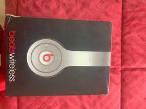 Beats (for parts only), empty box, carrying case plus cord for Sale in Oakland, CA