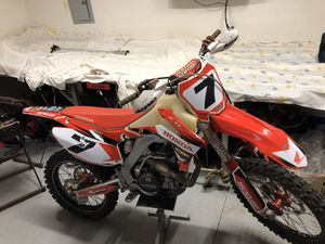 2014 Honda CRF 450R for Sale in Murrieta, CA