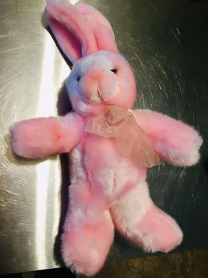Pink Stuffed Animal Bunny for Sale in Sanford, ME