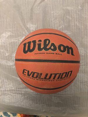 Wilson evolution basketball for Sale in Nashville, TN