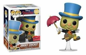 Funko Pop Disney Jiminy Cricket 2020 NYCC Pinocchio Limited Edition Fall 980**In hand** for Sale in Raleigh, NC
