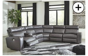 Power reclining couch for Sale in Atlanta, GA