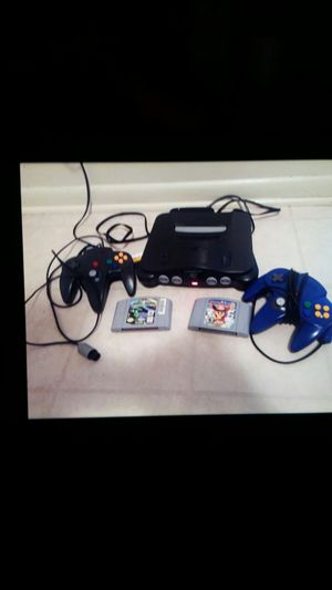 Nintendo 64 for Sale in Frederick, MD