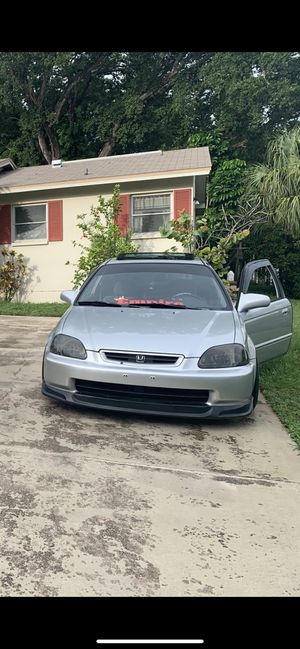 Honda Civic ex for Sale in Tampa, FL