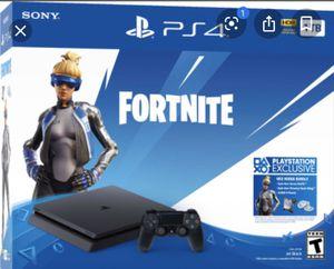 PS4 Fortnite Bundle READ DESCRIPTION for Sale in Marietta, GA