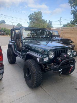 2000 Jeep Wrangler TJ for Sale in Novato, CA