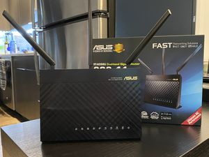 Asus AC1900 Gigabit WiFi Router RT-AC68U for Sale in Reston, VA