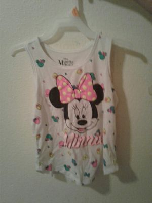Minnie mouse kids clothes for Sale in San Antonio, TX