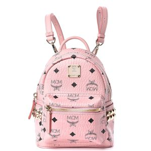 Mcm X-Mini Stark Side Stud Convertible Backpack - Pink for Sale in Buena Park, CA
