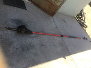 Electric pol chainsaw for Sale in Goodyear, AZ