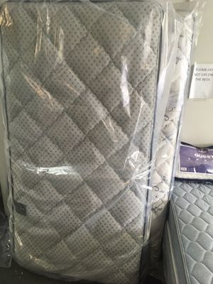 Brand new 10 inch twin mattress available now for Sale in Richmond, VA