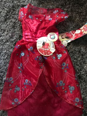 Dress up princess dress for Sale in Carlsbad, CA