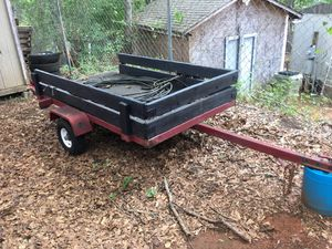 Breakdown trailer for Sale in Greenville, SC