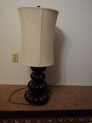 Light lamp good condition for Sale in Kent, WA