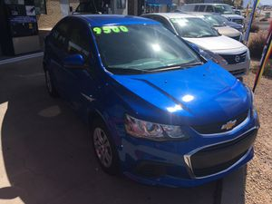 2018 Chevy sonic Ls for Sale in Mesa, AZ