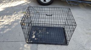 Med dog crate for Sale in Hollister, CA