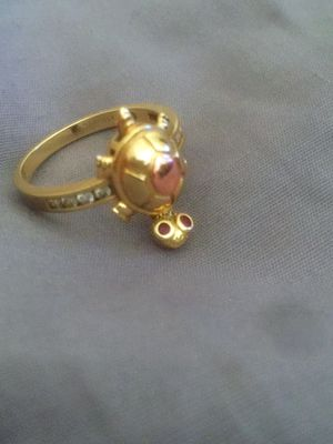 Gold turtle ring size 6. for Sale in East Saint Louis, IL