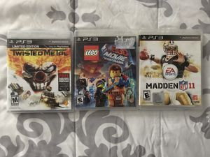 PS3 Games for Sale in Villas, NJ