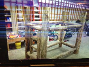 Timber bunk bed for Sale in Elkhart, IN