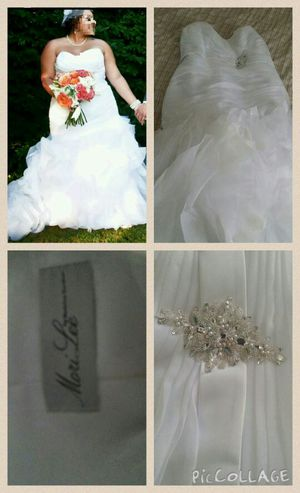 Mori Lee wedding dress for Sale in Silver Spring, MD