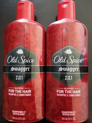 Men's Old Spice 2-1 Shampoo & Conditioner for Sale in Bellflower, CA