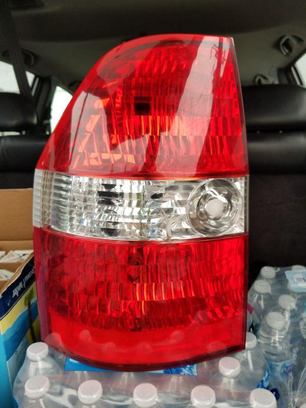 Luces de acura 2002 al 2005 parte de atrás lado del conductor