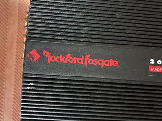 Rockford Amp for Sale in Franklin,  TN