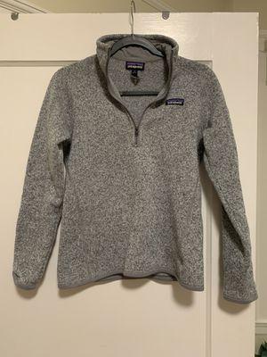 Women's Patagonia Half-Zip Fleece - Size Small for Sale in San Francisco, CA