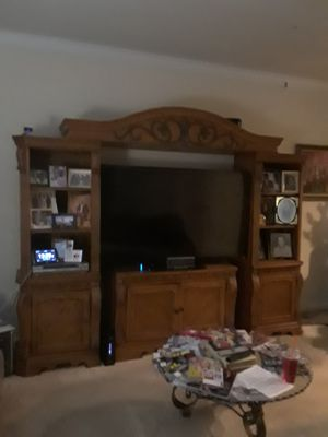 4 piece Entertainment system for Sale in Baltimore, MD
