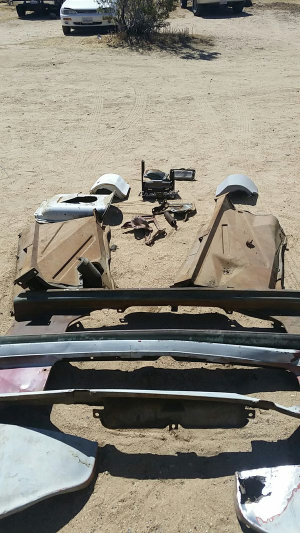 Chevy gmc front clip parts 60 to 66