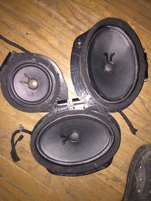 Bose car speakers for Sale in Detroit, MI