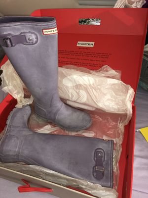 Matte Hunter rain boots for Sale in Columbus, OH