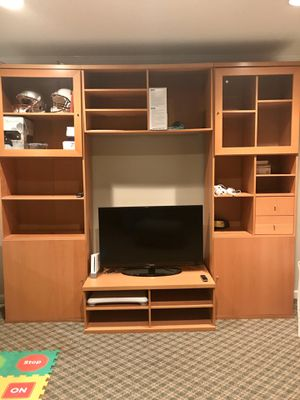 Entertainment Center for Sale in Avon, CT