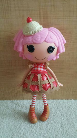 Lalaloopsy Cherry Crisp Crust - Full Size Doll for Sale in Saint Petersburg, FL