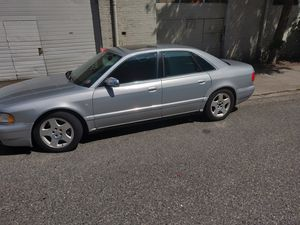 2001 Audi S8 Super Fast. 0-60mph in one second. 112.254miles $7,200 for Sale in Seattle, WA