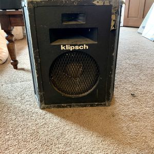 Klipch Heresy Industrial Speakers, Awesome Sounding for Sale in Los Angeles, CA