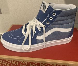 Vans Sk8 High - sizes 9.5 and 11.5 for Sale in Ontario, CA