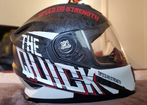 helmet medium speed and strengh for Sale in San Diego, CA