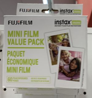 Fujiflim mini film value pack for Sale in Freeport, NY