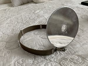 Vintage medical headband mirror for otolaryngologists. for Sale in Alexandria, VA