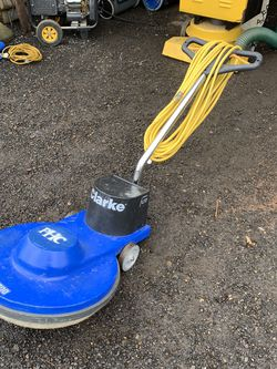 Clarke Floor Scrubber for Sale in Vancouver,  WA