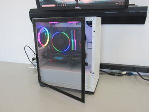 **BRAND NEW + FINANCING** Custom Build Gaming Desktop PC Computer (6-Core) Intel Core i5 16GB RAM SSD NVIDIA GTX1660Ti for Sale in Rialto, CA