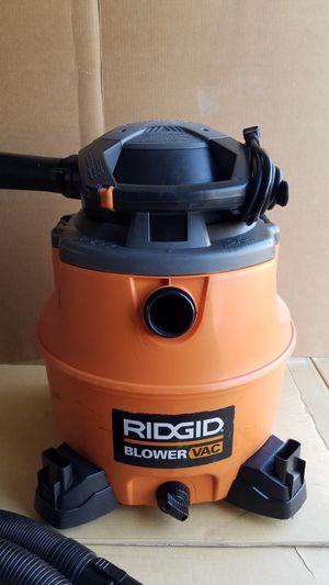 Rigid blower vacuum for Sale in Fontana, CA