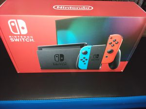 Brand New Nintendo Switch Version 2 for Sale in White City, OR