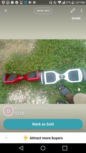Hoverboard for Sale in Porter, TX